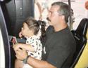 Another passion...arcade games with his son Charlie
